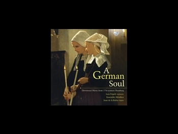 A German Soul, primer disco de Ensemble Meridien Barcelona